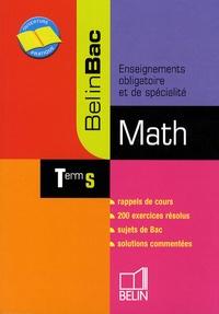 Jacques Barbier et Maurice Grancher - Math Tle S.