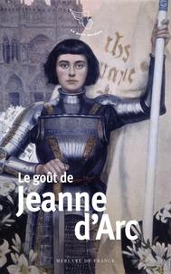 Jacques Barozzi - Le goût de Jeanne d'Arc.