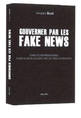 Gouverner par les fakes news