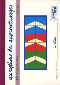 Jacques Beaucamp - Mini Veritech Anglais Cycle 3 Série 1.