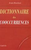 Jacques Beauchesne - Dictionnaire des cooccurrences.