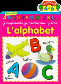 Jacques Beaumont - L'ALPHABET.