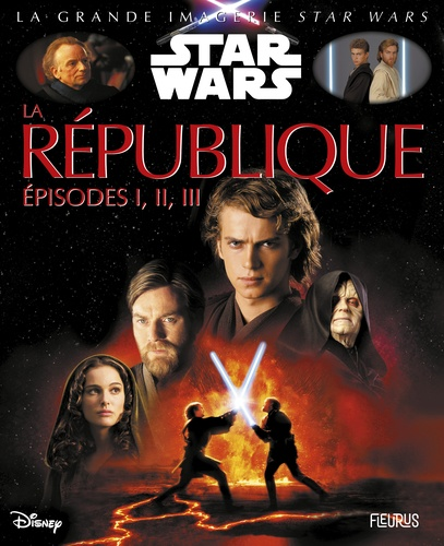La République, épisodes I, II, III