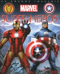 Jacques Beaumont et Sabine Boccador - Marvel super-héros - 2 volumes : Iron Man ; Captain America.