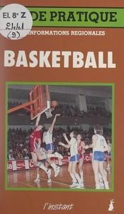 Jacques Belin et José Borquez - Basket-ball.