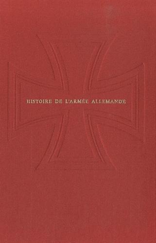 Jacques Benoist-Méchin - Histoire de l'armée allemande - Tome 1, L'effondrement (1918-1919).