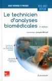 Jacques Beraud - Le technicien d'analyses biomédicales - BTS-DUT-DETLM.