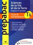 Jacques Bergeron et Jean-Claude Hervé - Sciences de la vie et de la Terre Terminale S - Cours et entraînement.