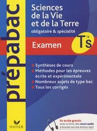 Jacques Bergeron et Jean-Claude Hervé - Sciences de la vie et de la Terre Tle S - Enseignement obligatoire et de spécialité.