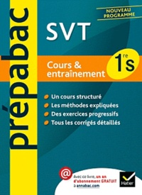 Jacques Bergeron et Jean-Claude Hervé - SVT 1e S.