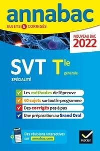 Jacques Bergeron et Jean-Claude Hervé - SVT spécialité Tle générale - Sujets & Corrigés.
