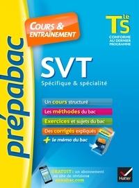 Jacques Bergeron et Jean-Claude Hervé - SVT Tle S spécifique & spécialité.