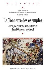 Amazon livres audio à télécharger Le tonnerre des exemples  - Exempla et médiation culturelle dans l'Occident médiéval FB2 par Jacques Berlioz, Marie-Anne Polo de Beaulieu, Pascal Collomb 9782753567597 (Litterature Francaise)