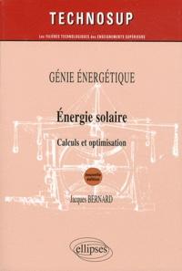 Génie énergétique, Energie solaire - Calculs et optimisation.pdf