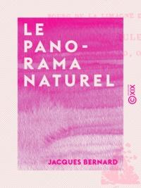 Jacques Bernard - Le Panorama naturel - Promenade autour du Puy de Monton, bourg de la Limagne d'Auvergne.