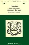 Jacques Berque - Le Coran.