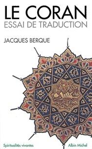 Le Coran. Essai de traduction - Jacques Berque pdf epub