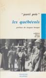 Jacques Berque - Les québécois.