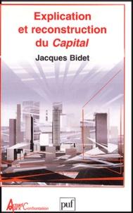 Explication et reconstruction du Capital.pdf