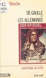 Jacques Binoche - De Gaulle et les Allemands.