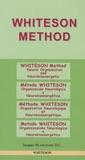 Jacques Blanchard - Whiteson Method - Neural Organization and Neurobioenergetic, Edition en  Anglais-Espagnol-Français-Italien.