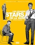 Jacques Bofford et Pierre-Jean Crittin - Coffret Les grandes stars de la variété en 3 volumes - Charles Aznavour l'éternel bohême ; Brassens une mauvaise réputation ; Johnny Hallyday une vie pour le rock.