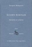 Jacques Bompaire - Lucien écrivain - Imitation et création.