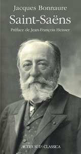 Jacques Bonnaure - Saint-Saëns.