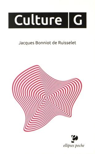 Jacques Bonniot de Ruisselet - Culture G.