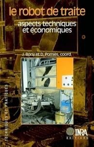 Jacques Bony et Dominique Pomiès - .