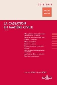 Deedr.fr La cassation en matière civile Image