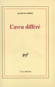 Jacques Borel - .