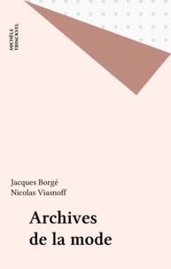 Jacques Borgé - Archives de la mode.