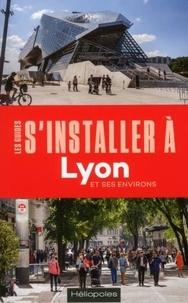 Jacques Boucaud - S'installer à Lyon. 1 Plan détachable
