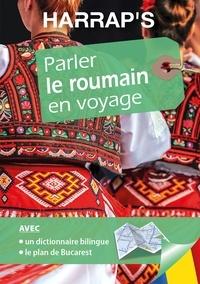 Jacques Bouët et Llinca Taranu - Parler le roumain en voyage. 1 Plan détachable