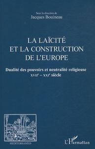 Lemememonde.fr La laïcité et la construction de l'Europe - Dualité des pouvoirs et neutralité religieuse XVIIe-XXIe siècle Image