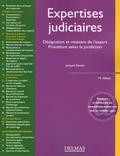 Jacques Boulez - Expertises judiciaires - Désignation et missions de l'expert, Procédure selon la juridiction.