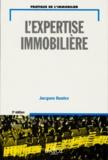 Jacques Boulez - L'EXPERTISE IMMOBILIERE.