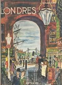 Jacques Boussard et André Dignimont - Londres.