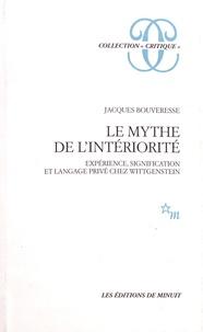 Corridashivernales.be Le mythe de l'intériorité - Expérience, signification et langage privé chez Wittgenstein Image