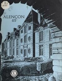 Jacques Bozo et Robert Cousin - Alençon, 65.