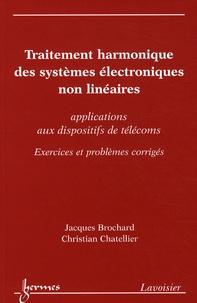 Traitement harmonique des systèmes électroniques non linéaires - Applications aux dispositifs de télécoms : exercices et proglèmes corrigés.pdf