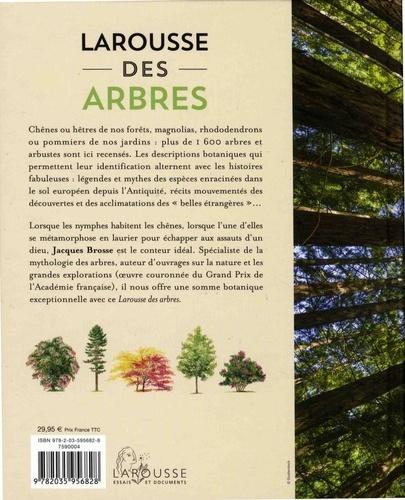 Larousse des arbres. Dictionnaire de 1600 arbres et arbustes