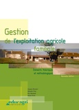 Jacques Brossier - Gestion de l'exploitation agricole familiale - Eléments théoriques et méthodologiques.