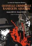 Jacques Bruyas et Renaud Donzel - Quenelle criminelle, ramequin assassin.