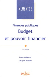 Jacques Buisson et François Deruel - .