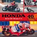 Jacques Bussillet - Honda, de la CB 750 aux V-4 - 40 ans en endurance.