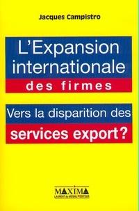 Lexpansion internationale des firmes. Vers la disparition des services export ?.pdf