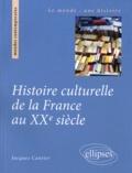 Jacques Cantier - Histoire culturelle de la France au XXe siècle.