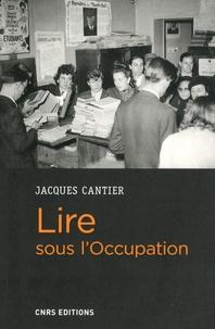 Feriasdhiver.fr Lire sous l'Occupation - Livres, lecteurs, lectures, 1939-1944 Image